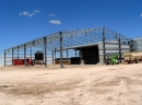 fabricated shed 2